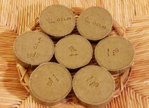 O3 Lab – Anti Hair Loss Shampoo Bar with Argan Oil