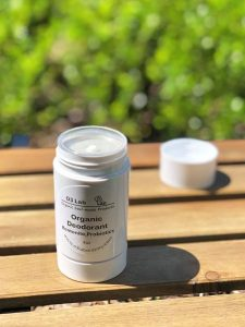 O3 Lab – Organic Deodorant with Probiotics