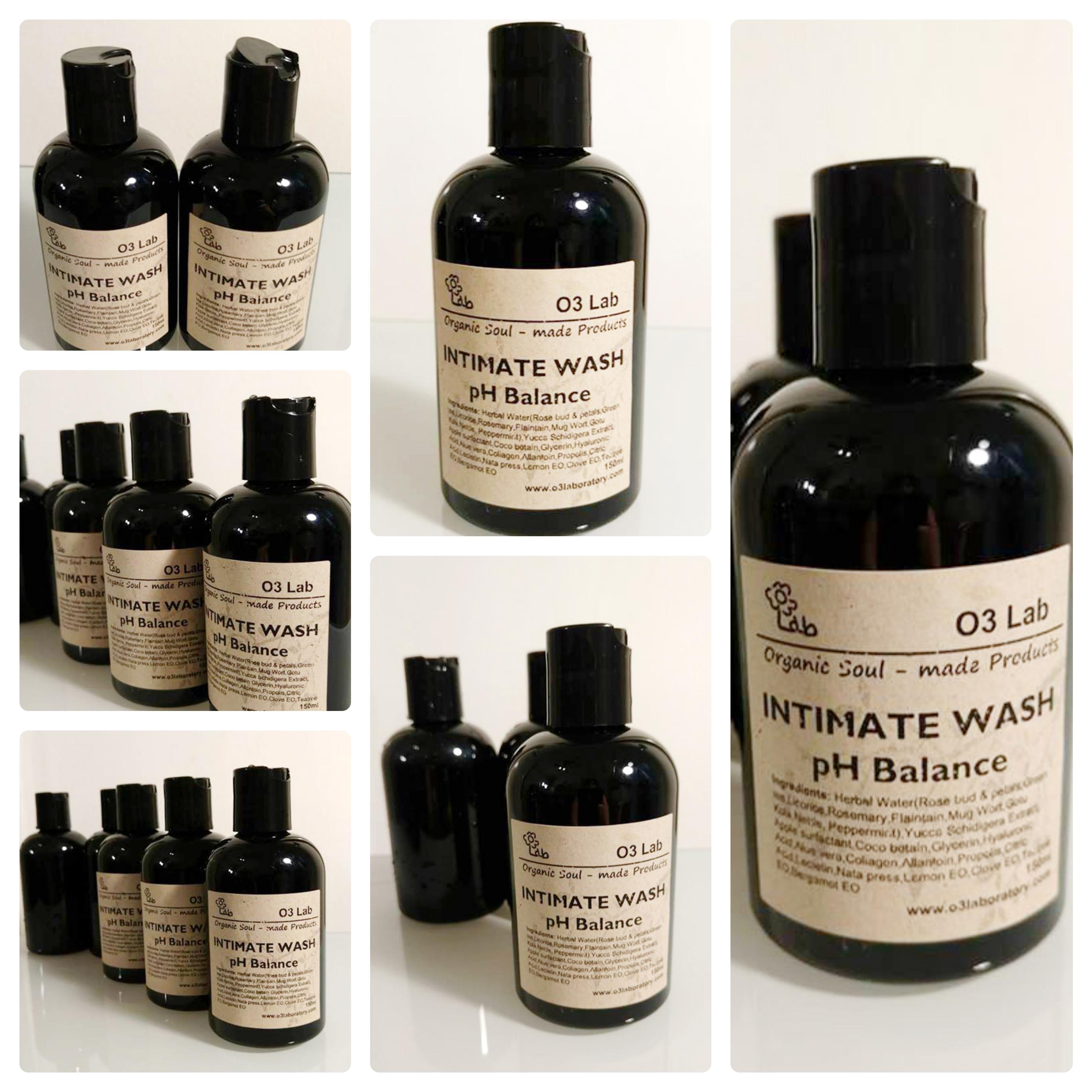 O3 Lab - Organic Intimate Wash